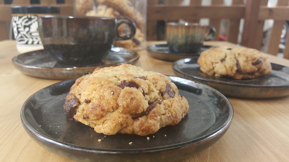 Cookies pour un brunch gourmand